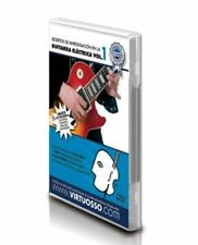 Virtuosso Curso De Improvisación Guitarra Eléctrica Vol.1