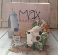 """Country Artists Max and The Canary Rob Scotton """"Pup Idol"""" Collectable Figure"""