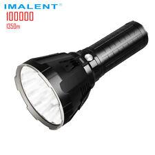 IMALENT MS18W 5000K 18x XHP70 100000Lumens 8Modes High Brightness LED Flashlight