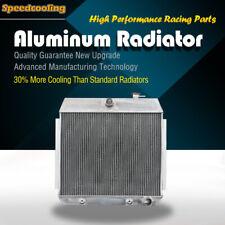 3Row Aluminum Radiator For CHEVY Bel Air 55-57 Chevrolet Corvette V8