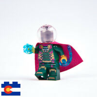 Lego Marvel Spider-Man Mysterio 76130 Far From Home Avengers Spiderman Spider