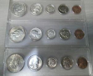 1953 US P D & S Mint Uncirculated Set