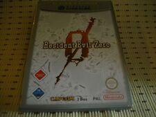 Resident Evil Zero für GameCube und Wii *OVP* P