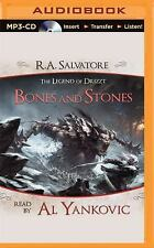 Bones and Stones : A Tale from the Legend of Drizzt by R. A. Salvatore (2015,...
