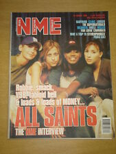 NME 1998 AUG 22 ALL SAINTS BABYBIRD STEREOPHONICS