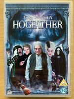 Terry Pratchett's Hogfather DVD 2006 Discworld Fantasy TV Mini Series 2-Discs