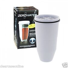 ZeroWater Replacement Filter for Pitchers, 1-Pack - ZR-001 free shipping Sealed