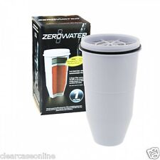 ZeroWater Replacement Filter for Pitchers, 1-Pack - ZR-001 free ship Bag Sealed