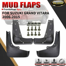 4x Splash Guard Mud Flap Mudguard Front & Rear for Suzuki Grand Vitara 2006-2013