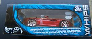 Hot Wheels West Coast Customs Viper SRT-10 1:18 Diecast NOS in Box