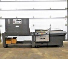 MO-2539, EASTEY ET2012 EP2028-TKV1 E163281 SHRINK WRAP MACHINE PACKAGING TUNNEL