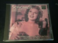 The Songbirds - Various Artists - 18 Tracks - CD Album - BMG Records