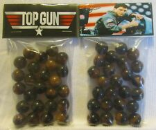 2 Bags Of Top Gun The Movie Promo Marbles