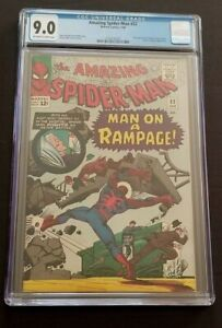 AMAZING SPIDER-MAN #32 • CGC 9.0 • VF/NM • NO WAY HOME