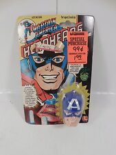 SEALED MARVEL COMICS CAPTAIN AMERICA HEROHEADS GAME MOC LAKESIDE GAMES 1981