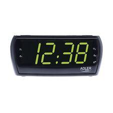 Radiowecker Radiouhr Radio Uhr Wecker Uhrenradio bequemes Display XXL