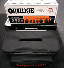 Orange Rocker 15 Terror| Tube Amp Head -New 2018
