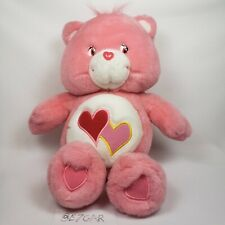 Care Bears Love A Lot Bear Animated Talking Singing Plush