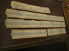 NOS OEM Ford 1967 Mustang Shelby GT350 Side Stripe Kit Blue GT 500 S7MS-16A224-A