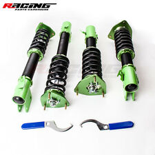 Coilovers Shocks Struts for Subaru Impreza WRX EJ20 EJ25 GDB Non Adj Damper