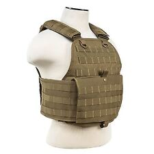 VISM by NcSTAR PLATE CARRIER VEST/DIGITAL TAN