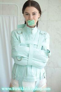 Mint Straitjacket - Restraining Straitjacket for Asylum Patients FREESHIPPING