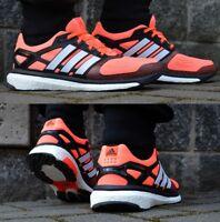Adidas ENERGY BOOST ESM W Damen Laufschuhe Sport Schuhe miCoach eqt neon orange