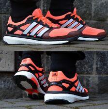Adidas ENERGY BOOST ESM Damen Laufschuhe Running Shoe Schuhe miCoach rot orange