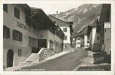 Stuben am Arlberg Vorarlberg bei Klösterle, Gasthof alte Post, Foto-Ak um 1930