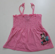 Disney, Small (6/6X), Pink, Minnie Mouse Top