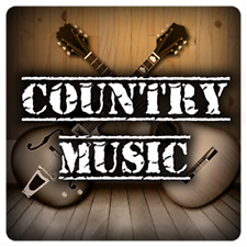 DJ Music Library - COUNTRY MUSIC  ONLY - 3,000 MP3'S)-  USBINCLUDED