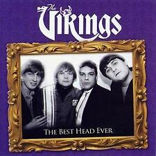 THE VIKINGS the best head ever (2X CD, compilation) garage rock, power pop, punk