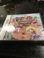 Puzzle De Harvest Moon - Nintendo DS Brand Factory Sealed