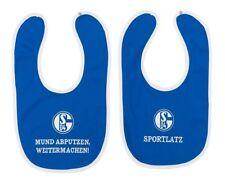 Babylätzchen 2er-Set    FC Schalke 04