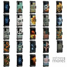 For Samsung Galaxy S20 (6.2) Heavy Duty Holster Belt Clip Case