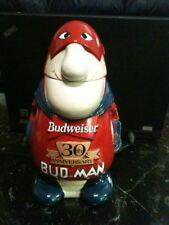 Item #145      1999 Budweiser 30th Anniversary 'Bud Man' Stein #CS401