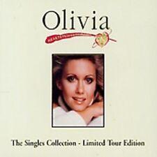 Olivia Newton-John - Singles Collection: 1971-1992 [New CD]