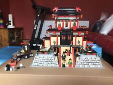 lego orient expedition castle playset