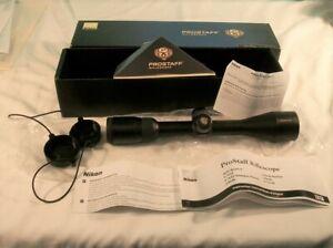 Nikon Prostaff Riflescope, 3-9x40 Matte NP, #6721, NIB