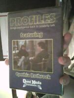 Profiles  featuring Cynthia Rothrock,Quest Media, New/Sealed, Super Rare. 2007