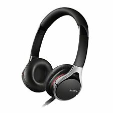 Sony Mdr10rc Overhead Lightweight Folding Headphones - Black