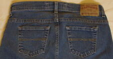 EXPRESS  WOMENS   JEANS         SZ 8 R     LOW RISE