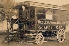 rp13295 - Wesleyan Gospel Car - photo 6x4