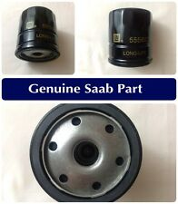 12 X Genuine Saab 900 9000 9-3 9-5 Petrol Oil Filter -93186554 - brand new