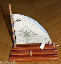 Haba Stiftehalter Stiftablage Segelboot Piratenschiff  Schultüte Einschulung