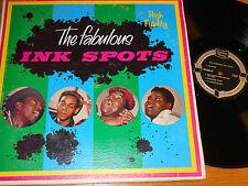 """DOO-WOP/POP LP - """"THE FABULOUS INK SPOTS"""" - GOLDEN TONE 4024"""
