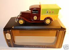 ELIGOR FORD V8 PICK-UP BACHE 1933 BIERE GUINNESS DUBLIN 1/43 REF 1066 IN BOX