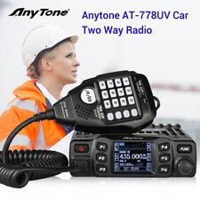ANYTONE AT-778UV Vhf/tipo U.H.T. portátil coche radio móvil 200 canales Cb Transceptor