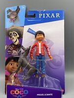 Disney Pixar COCO Movie MIGUEL & DANTE Figures 2-Pack New
