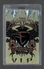 THE EAGLES HELL FREEZES OVER LAMINATE BACKSTAGE PASS CONCERT TOUR '90s